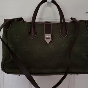 Dooney&Bourke Double Handle Tote